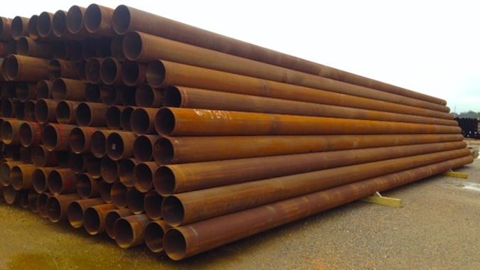 Piling and Structural Pipe – Consolidated Pipe & Supply Co